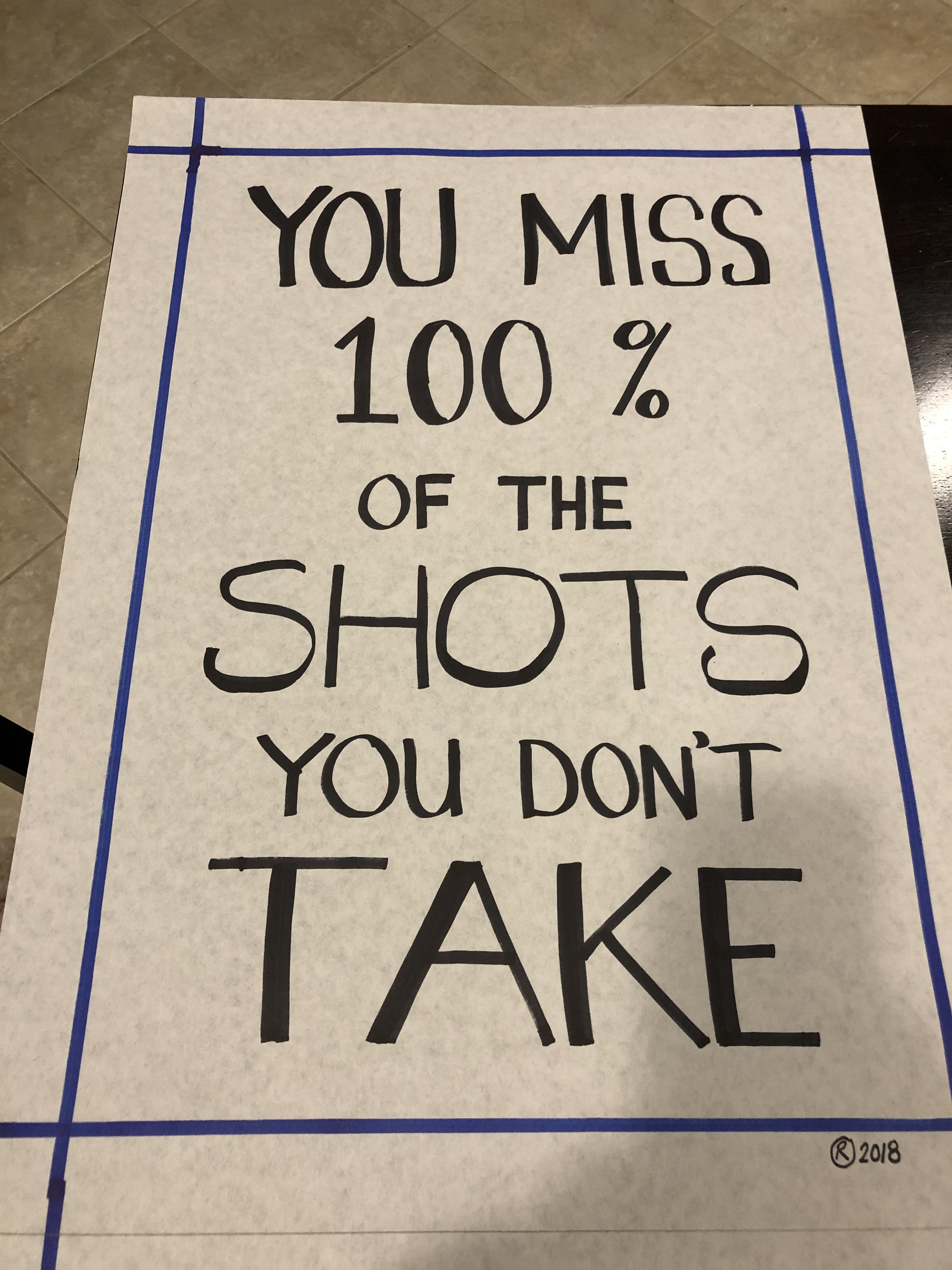 pep rally poster quotes on spiritual investment