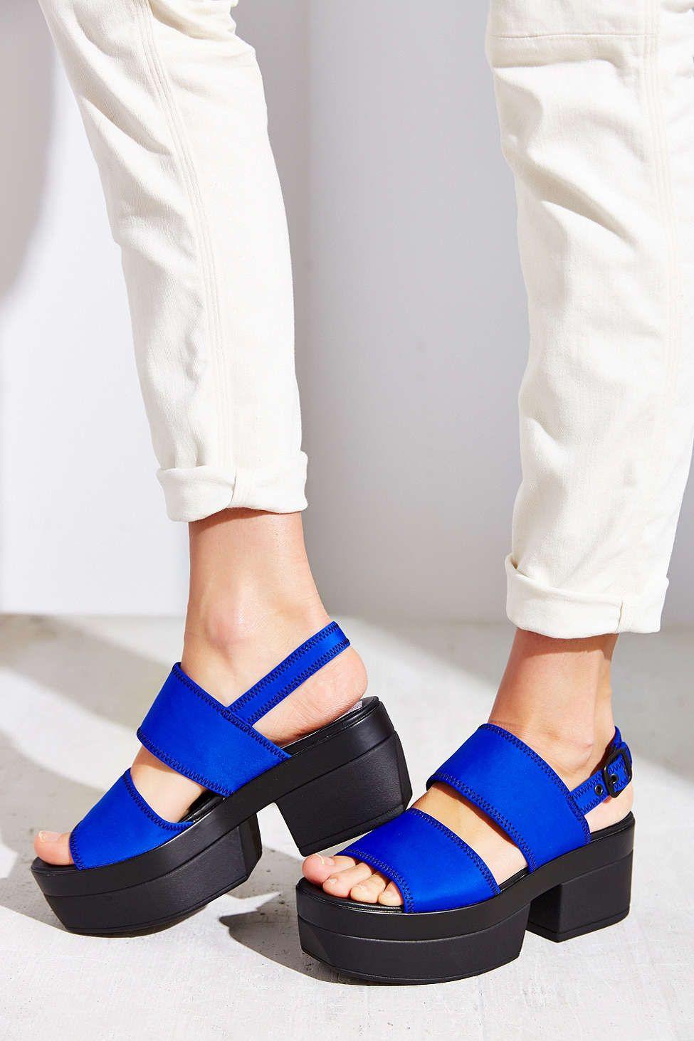 ee3160e448e Vagabond Neoprene Sandals  blue  scuba  shoelust. Vagabond Lindi Sandal - Urban  Outfitters ...