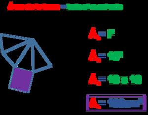 Ejemplos Resueltos área Y Volumen De Pirámides Piramides Matematicas Pirámide Calcular El Area