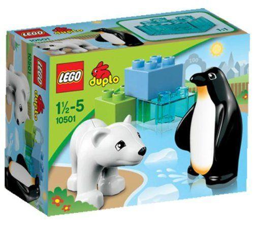 Lego duplo 10501 polartiere f llideen f r adventskalender f r 2 j hrige 2 j hrige - Adventskalender duplo ...