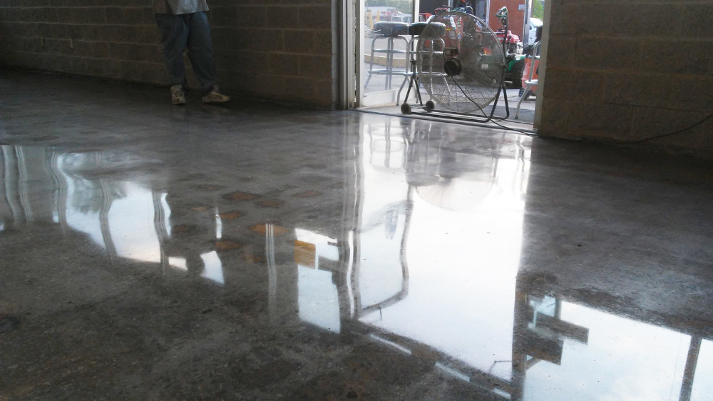Difference Of Polished Concrete Vs Grind And Seal Grindkings