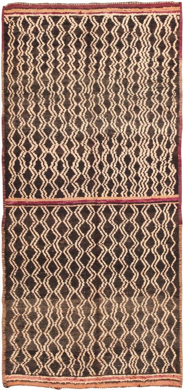 Moroccan Vintage Rug 47217 By Nazmiyal Moroccan Rugs
