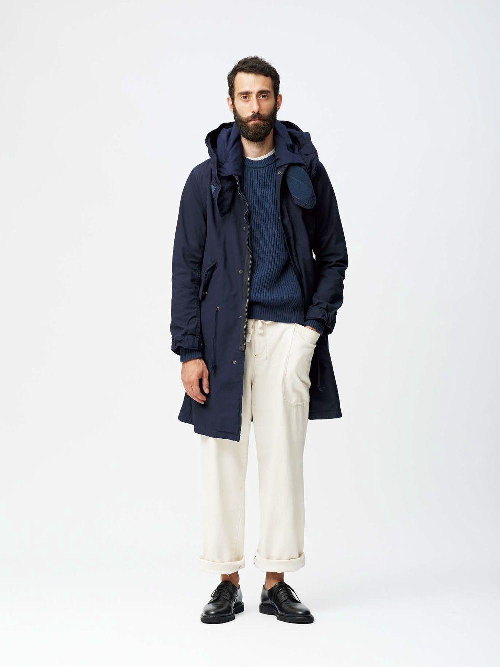 #03 Coat:¥46,440 Knit:¥19,440 Pants:¥19,440