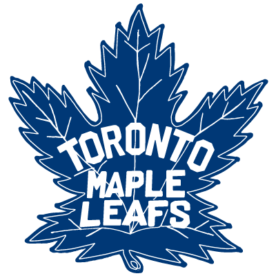 Logo From 1939 62 Maple Leaf Logo Toronto Maple Leafs Logo Toronto Maple Leafs