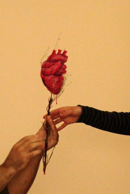 My Heart For You Detesto Isso Coração Sangrando Coração Em
