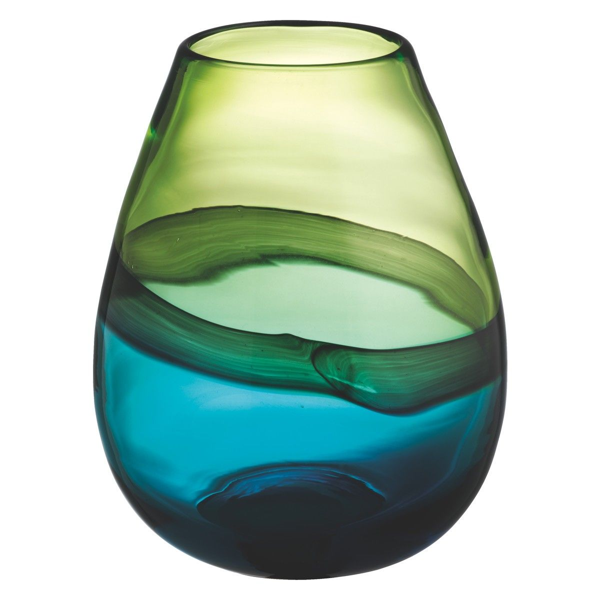 Pin by coco of summer on home pinterest glass clocks and with its curvy tulip shape and beautiful overlapping colours the cielo blue and green glass vase is a stunningly beautiful design buy now at habitat uk reviewsmspy