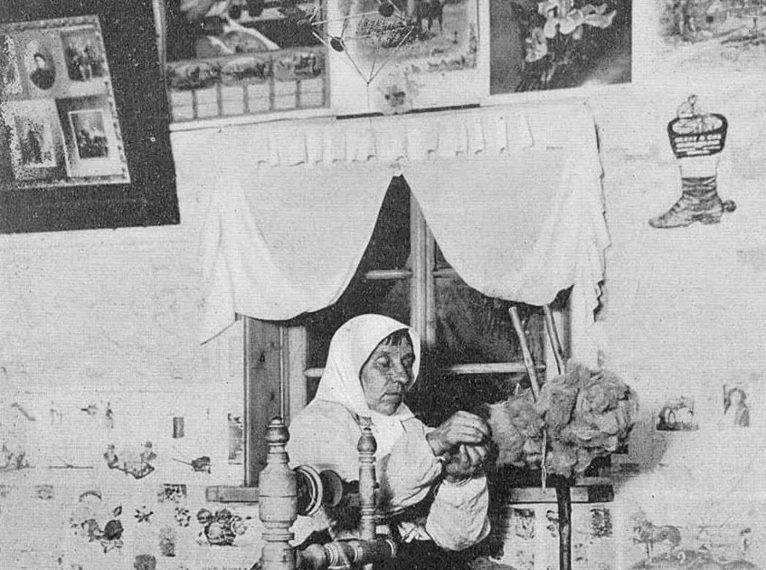 Doukhobor Spinner, 1907
