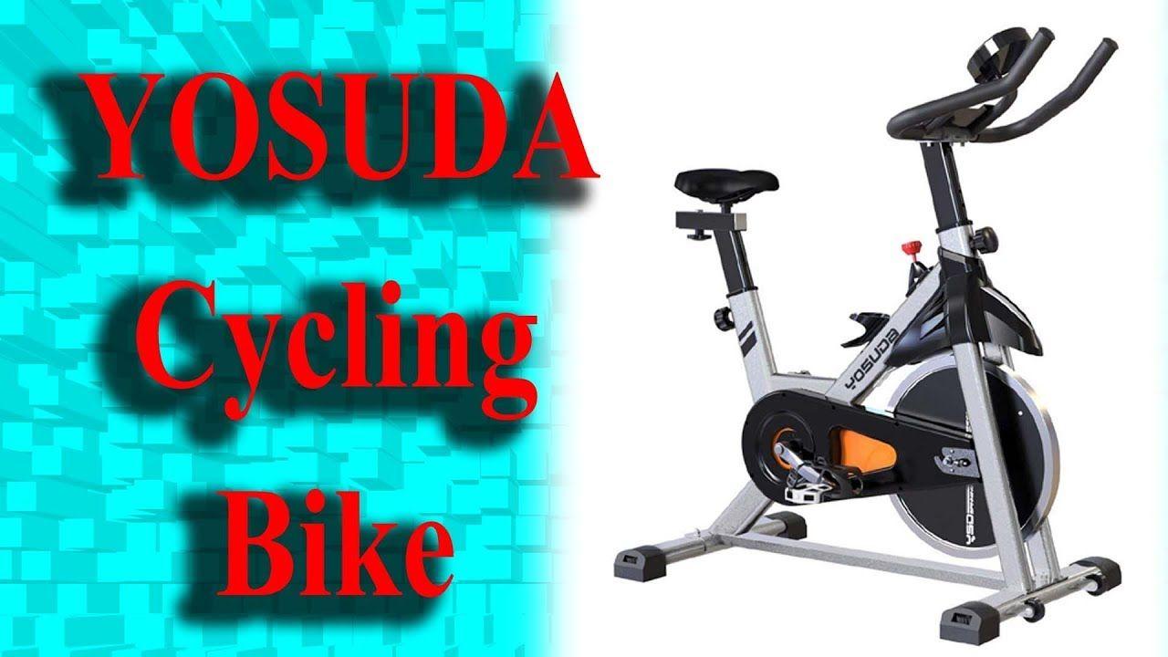Yosuda Cycling Bike Stationary 2019 Indoor Cycle Bike With Ipad