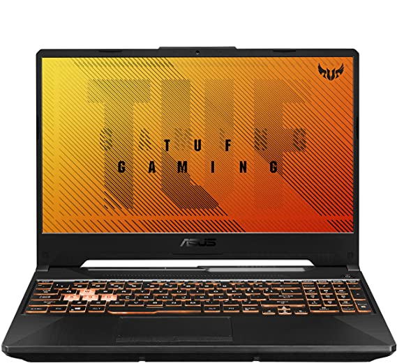 Amazon Com Asus Tuf Gaming A15 Gaming Laptop 15 6 144hz Fhd Ips Type Amd Ryzen 5 4600h Geforce Gtx 1 Gaming Laptops Asus Computers Tablets And Accessories
