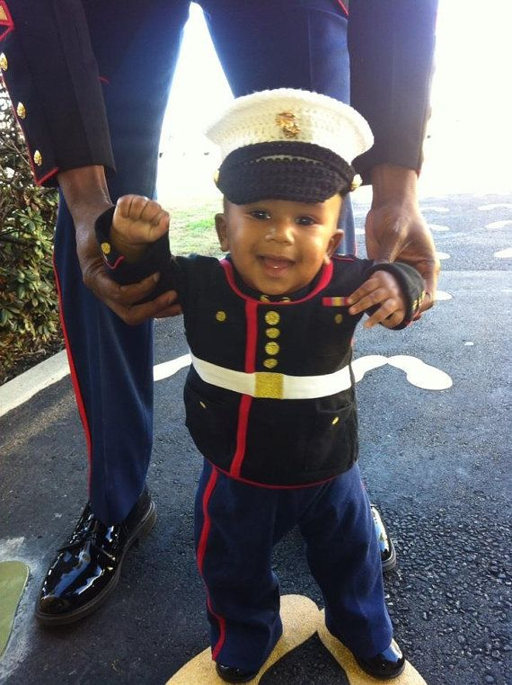 dress blues hat baby marine corps hat you pick by conniemariepfost