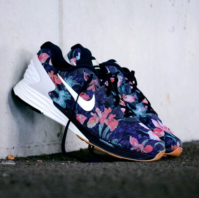 "sports shoes 0fd5b 76c09 Nike LunarGlide 6 ""Photosynthesis"" nike lunarglide 6 floral . ..."
