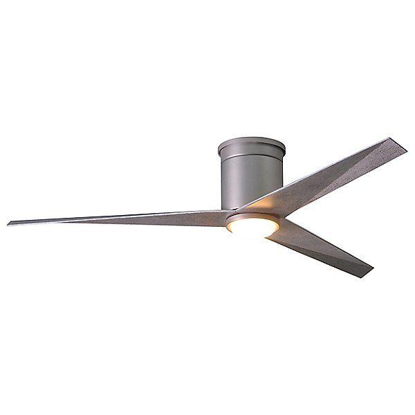 Atlas Fan Company Eliza Hlk Led Flushmount Light Ceiling Fan