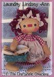 "Laundry Lindsey Ann ~ 13"" doll"