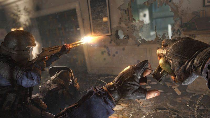Rainbow Six Siege Preview The Unlikely Social Game Tom Clancy S