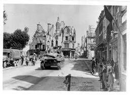 Rechercher Dans Les Documents Figures Des Archives Departementales De La Manche Debarquement En Normandie Normandie Bataille De Normandie