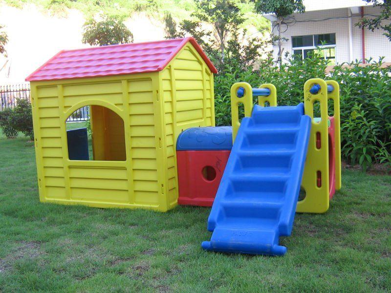 Plastic Playhouse,Playground Toys,Outdoor Toys - Buy Playground ...