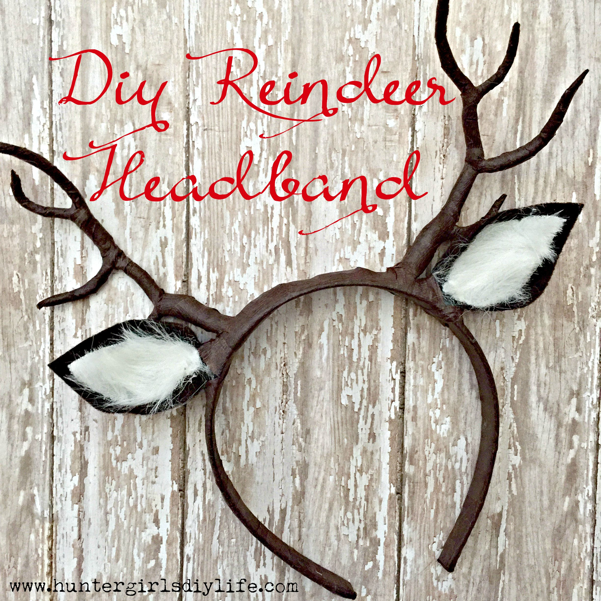 The 25 best reindeer costume ideas on pinterest deer for Reindeer tail template