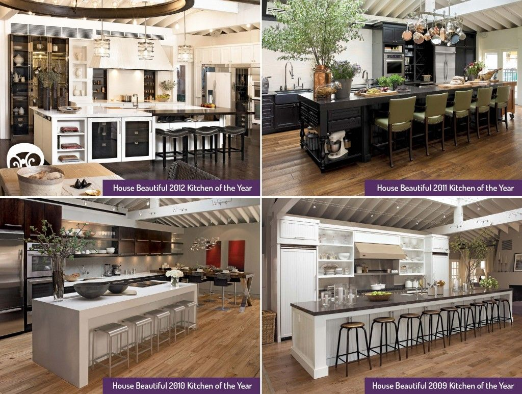 House Beautiful 2009 2010 2011 2012 Kitchen Of The Year Updating House Home Design Blogs House Beautiful Kitchens