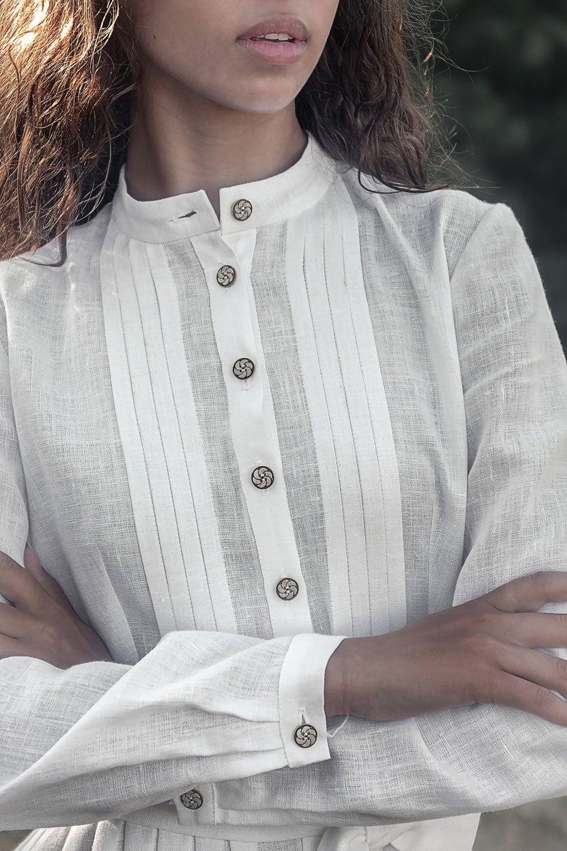 Pin On Blouses Shirts [ 1191 x 794 Pixel ]