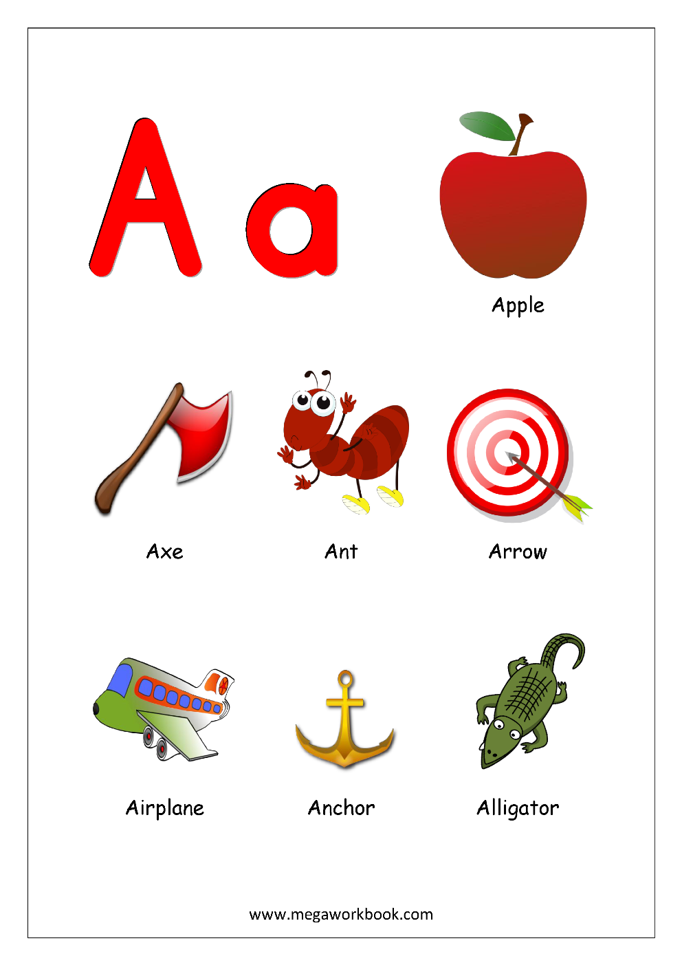 Pin by Leslie McGuire Niebauer on Kindergarten Alphabet