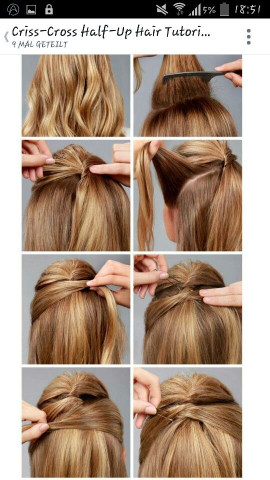 Frisur Hair Styles Long Hair Tutorial Long Hair Styles