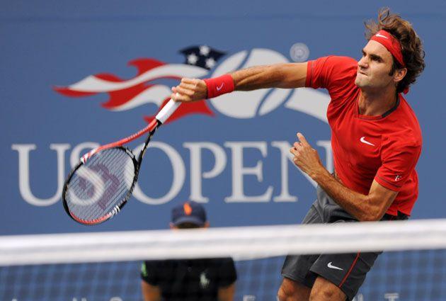 Roger Federer Seeded No 1 For U S Open Novak Djokovic No 2 Cbssports Roger Federer Tennis News Tennis