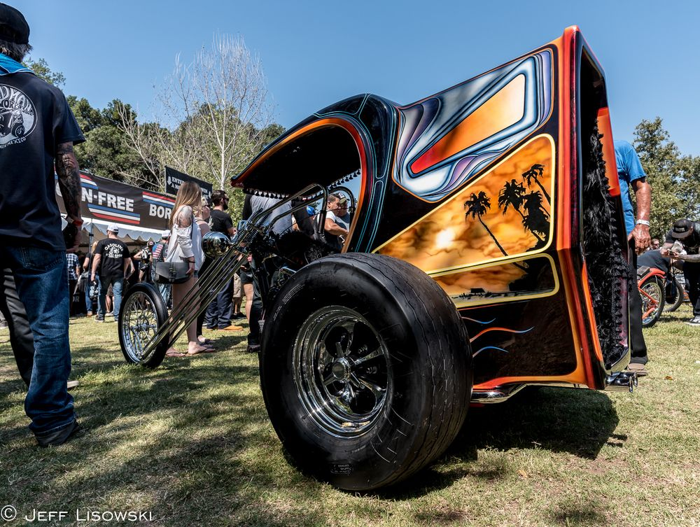 J P Rodman S Knucklehead Trike Custom Trikes Trike Monster Trucks