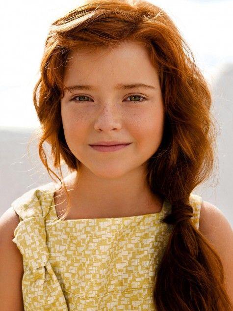 Love Yellow On Redheads Designer Kids Pinterest