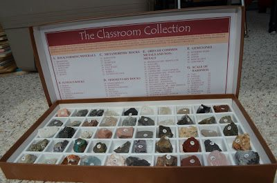 What DID We Do All Day? Rocks and Minerals