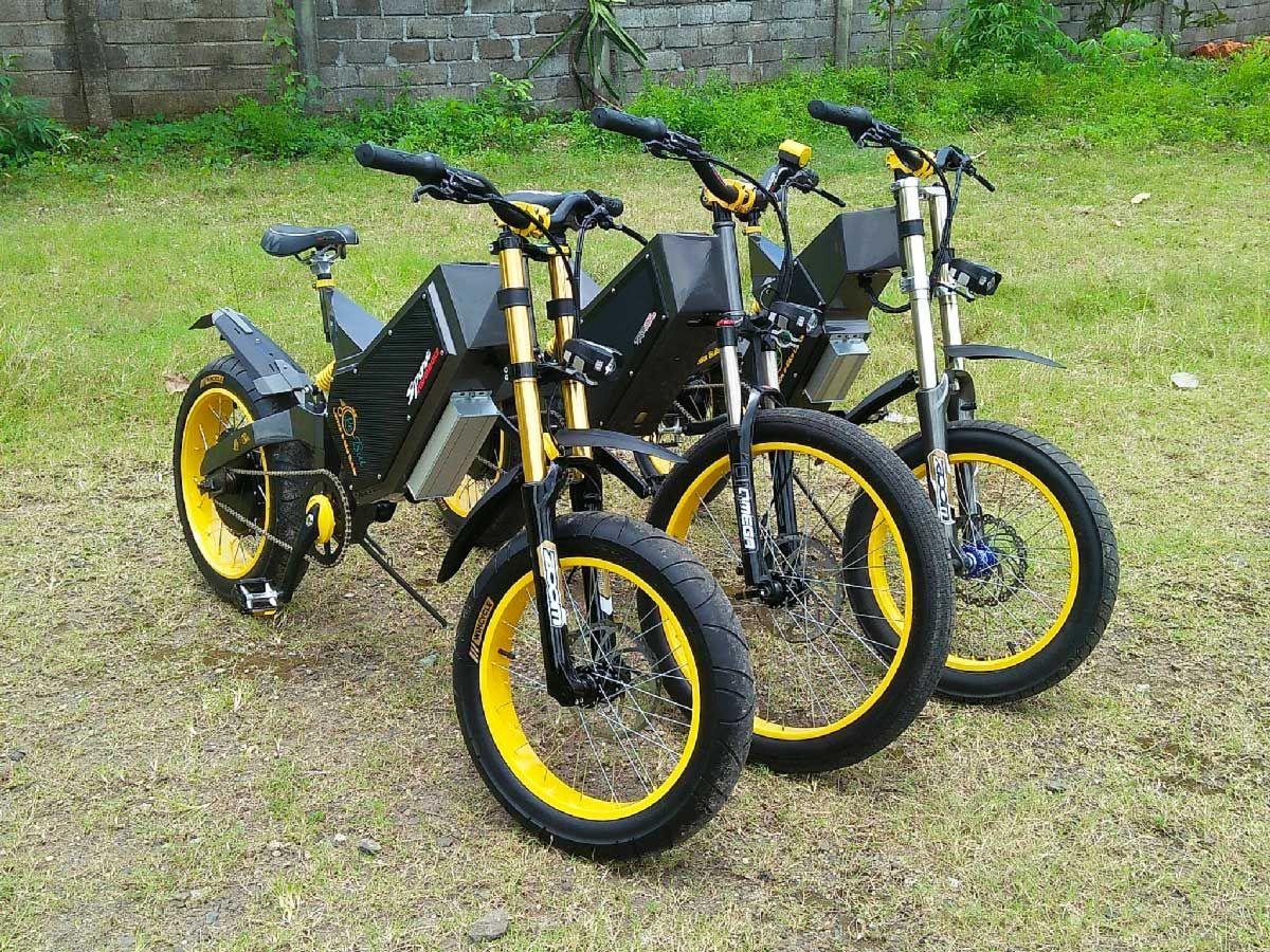 Custom E Bike By Le Bui Company From Lombok Indonesia Ebike Electric Bike Best Electric Bikes