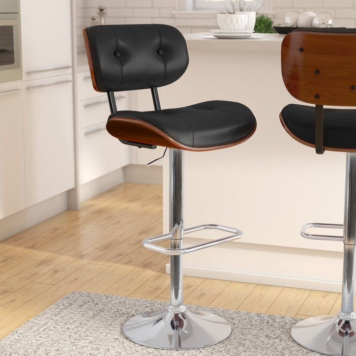 Strange Catina Modern Adjustable Height Swivel Bar Stool In 2019 Gmtry Best Dining Table And Chair Ideas Images Gmtryco