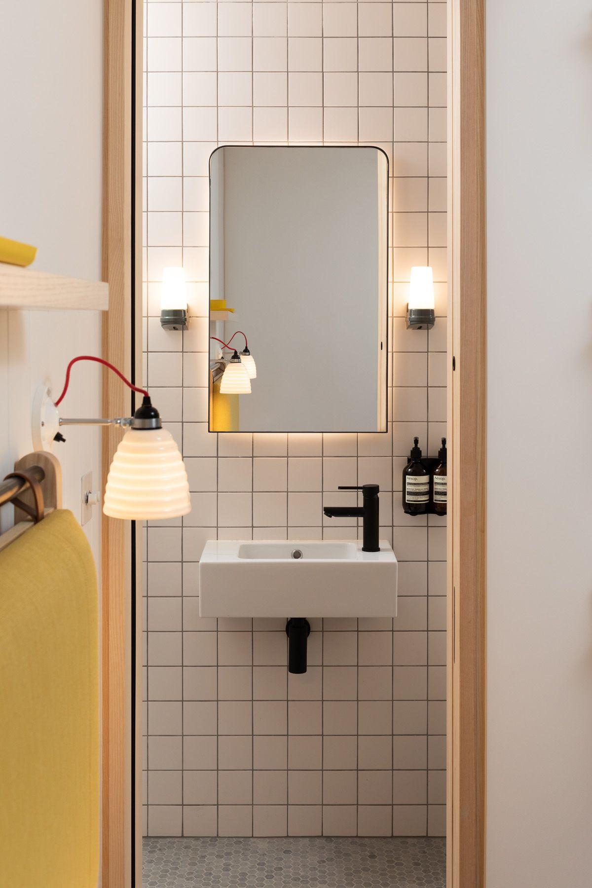 Photo of Piccolo bagno: 20 idee d'arredo per sfruttare uno spazio di pochi metri quadrati