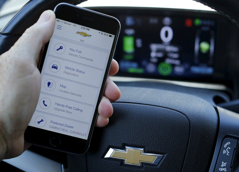 Researcher Says He Can Hack Gm S Onstar App Open Vehicle Start Engine Iot Automotive Industry Cyber Security