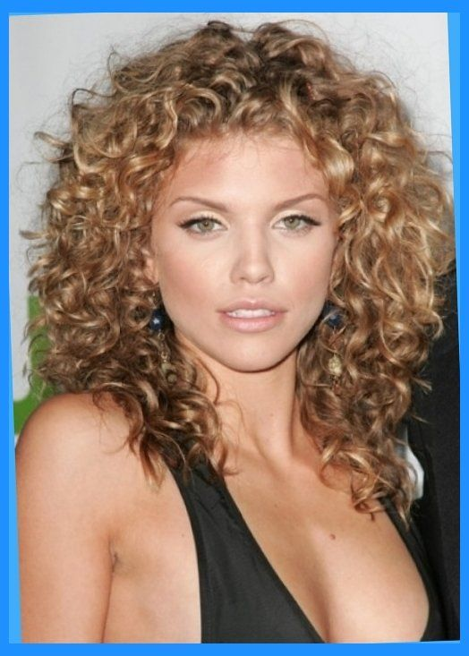 Diffe Types Of Perms With Pictures Regarding Elegant Loose For Medium Length Hair Regard
