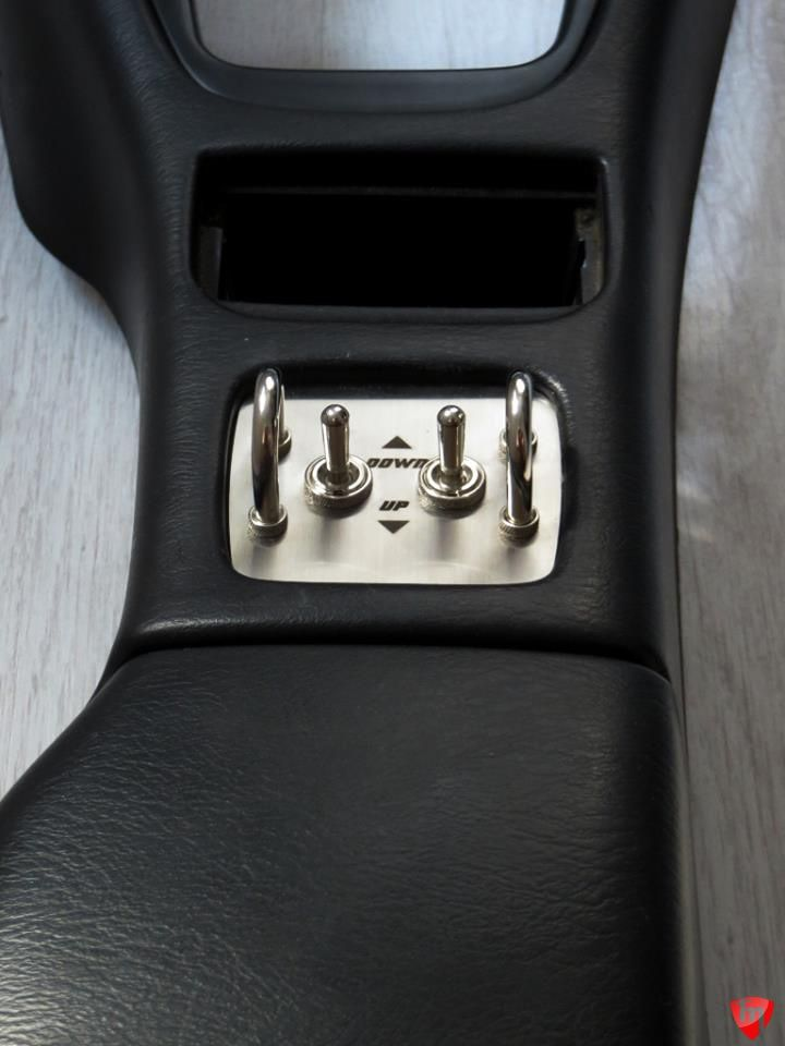 Jass Performance Elwindows Panel With Vintage Toggle Switches For
