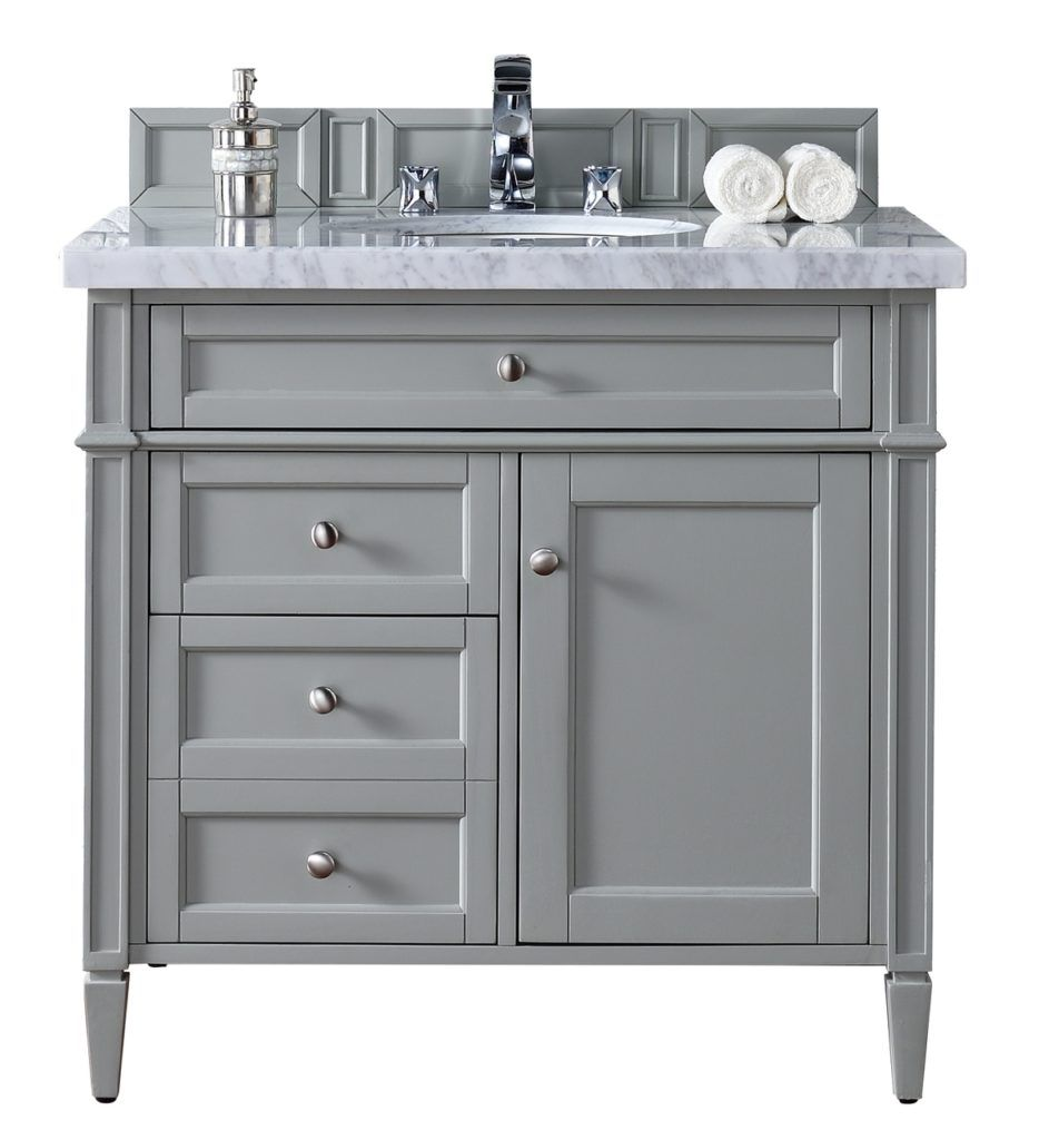 27 Inch Bathroom Vanity Cabinet With Drawers Grey Bathroom Vanity Single Bathroom Vanity Bathroom Vanity Base