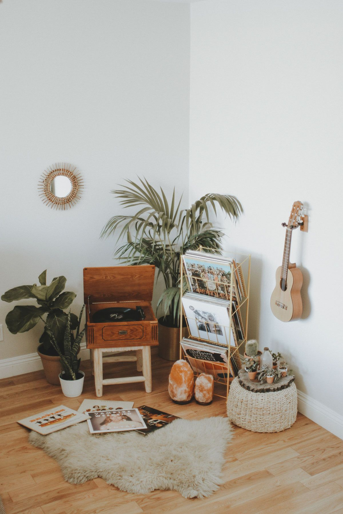 3 Ways to Style an Awkward Corner of Your Apartment is part of  - When moving into a new apartment, you start with the basics  A couch  A coffee table  A rug  A lamp  But once you get everything moved in, you look over, and it seems like there's always a weird co…