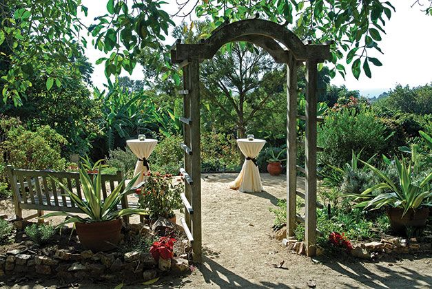San Diego 39 S Best Outdoor Wedding Venues 11 San Diego Botanic Garden For A Uniquely Picturesque