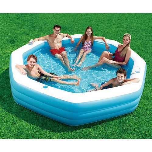 Pools For The Poolless Inflatable Fun For The Family