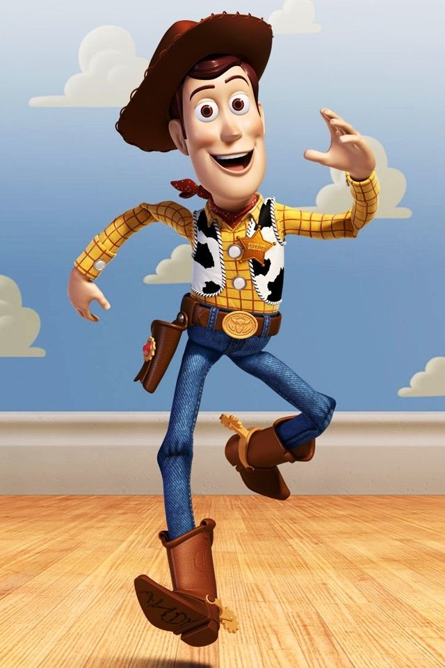 Woody ... reminds me of Charlie and Chip and their little game when Chip  was a little thing C  and out trips to Disneyworld C  e18af694ddc