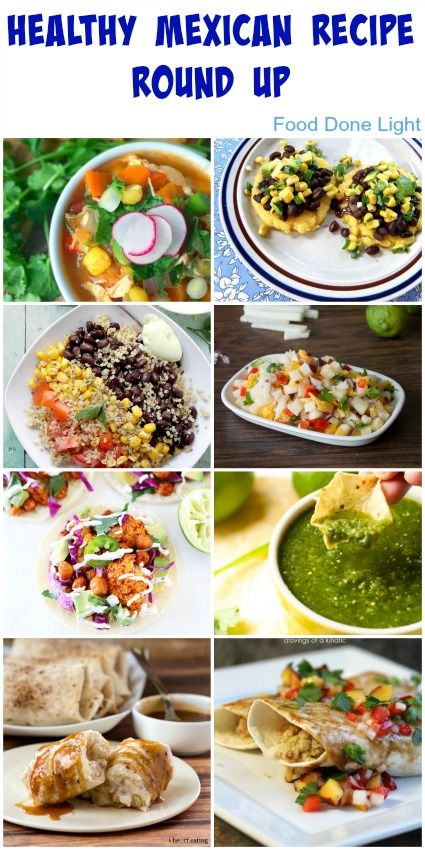So many great options for healthier mexican food healthy mexican so many great options for healthier mexican food healthy mexican and tex mex recipes low forumfinder Gallery