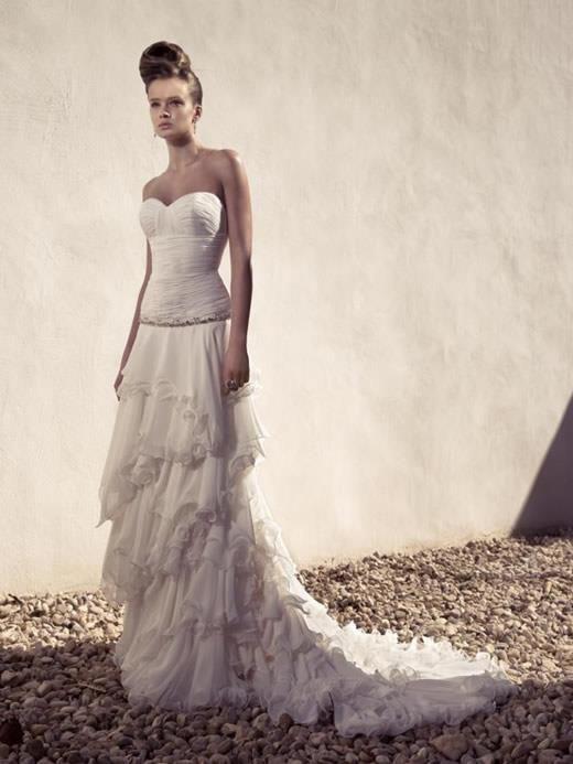 pepe botella | vestidos novia disponibles en el tocador vintage