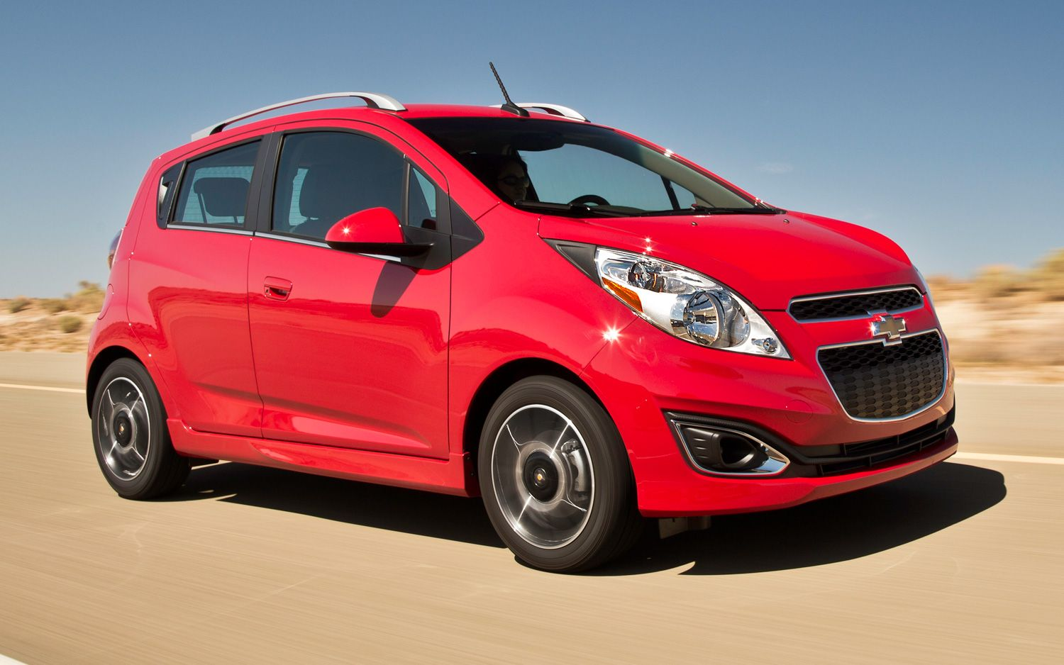 2013 Motor Trend Car Of The Year Contender Chevrolet Spark
