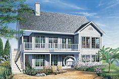 Plan de maison no. W4941 de dessinsdrummond.com