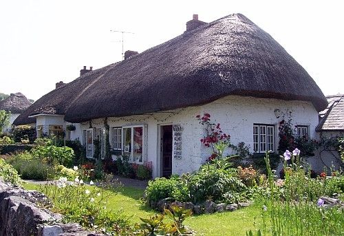 Adare Village Ireland, Castles and Destinations