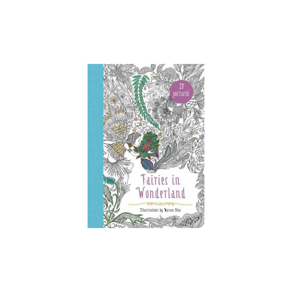 Interactive online adult coloring book - Fairies In Wonderland Adult Coloring Book An Interactive Coloring Adventure For All Ages Paperback