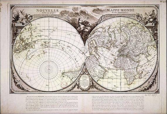 Acquaintances globe antique world maps old world by mapsandposters acquaintances globe antique world maps old world by mapsandposters gumiabroncs Image collections