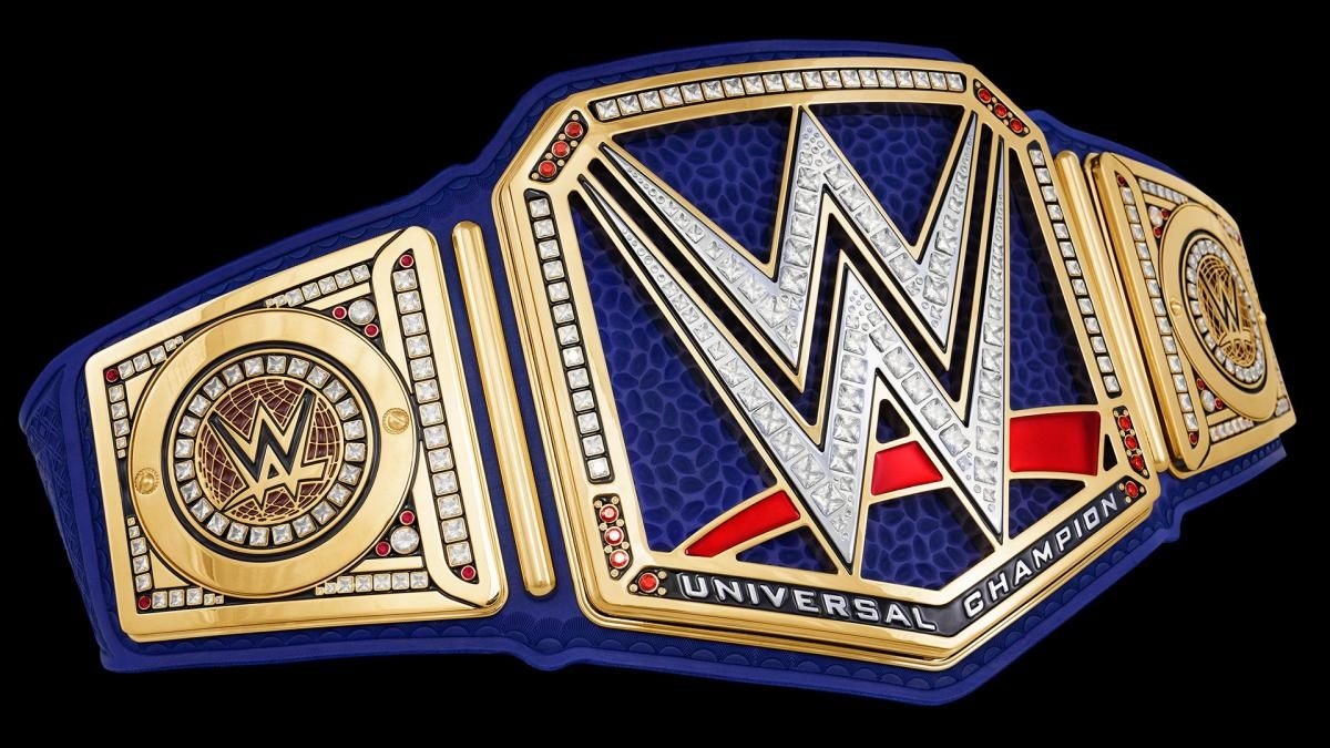 Photos Universal Title Turns Blue With The Fiend Bray Wyatt S Reign Bray Wyatt Turn Blue Universal