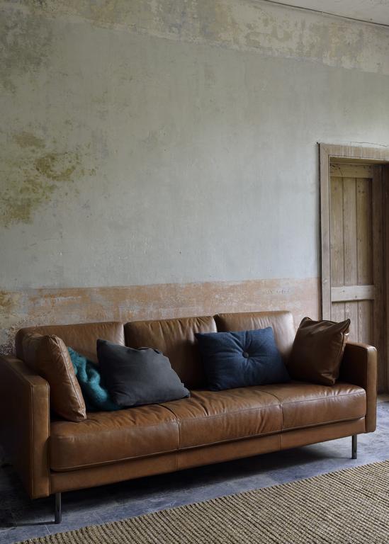 Kings Design Schapenleren Bank.Sofa N501 Old Saddle Ethnicraft Meubel Ideeen Bankstellen