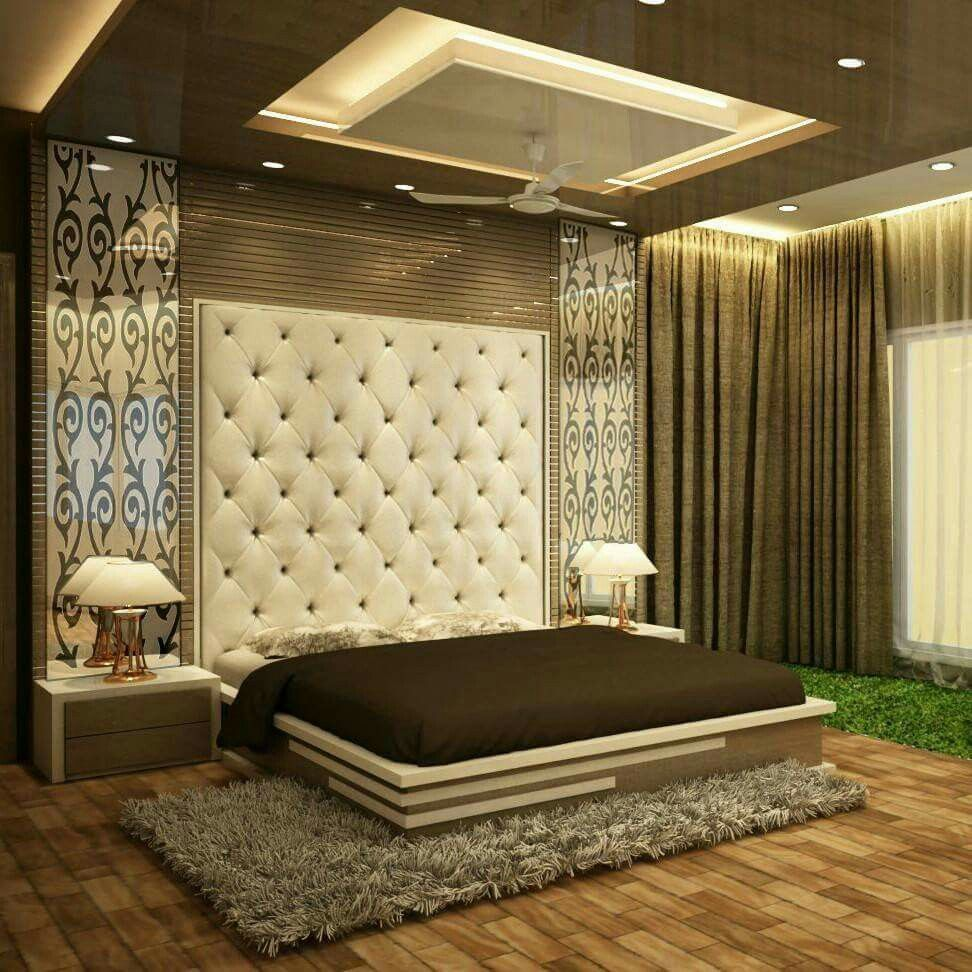 Bedroom interiors pinterest bedrooms bed room and ceilings